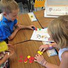 Centers First Grade