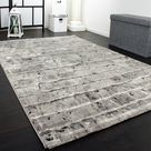 Scott Grey Rug Borough Wharf Rug Size: Runner 80 x 300 cm