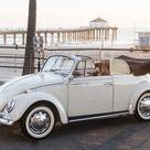 1966 Volkswagen Beetle Cabriolet