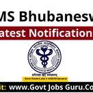 AIIMS Bhubaneswar Recruitment 2021, Junior Resident Post