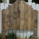 Wood Pallet Headboards