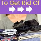 Declutter Your Home With This List Of 101 Things To Get Rid Of