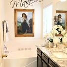 $48 Master Bathroom Makeover