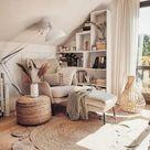 Bright reading corner