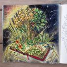 - 30-09-2016 Johanna Basford Colouring Gallery