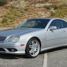 No Reserve Brabus Modified 2003 Mercedes Benz CL55 K8