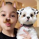 Mackenzie Ziegler And Maliboo Ziegler #Snapchat #Ziegler #Kenzie #MackZ #DanceMoms
