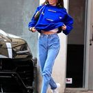 Kendall Jenner, Khloe and Kim Kardashian keep it at LA Sunday Service