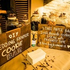 Cookie Bar Wedding