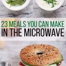 Meals To Cook