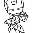 How to Draw Iron Man, Chibi Superheroes