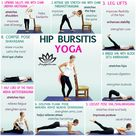 Ultimate Guide To Hip Bursitis Yoga - Jivayogalive