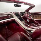 All electric Bentley EXP 12 Speed 6e convertible at Geneva 2017