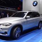 BMW Concept X5 eDrive Live Photos 2013 Frankfurt Auto Show