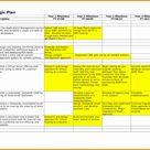 40 Google Docs Business Plan Template