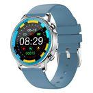 Smartwatch BINDEN V23 PRO Notificaciones iOS y Android - Azul