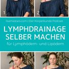 Lymphdrainage selber machen für Lymphödem und Lipödem   Körperkunde