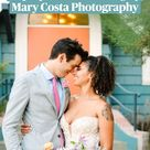 Pop Up Micro Wedding by Mary Costa Photography