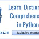 Python Dictionary Comprehension with Examples