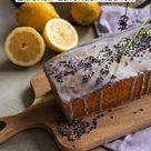 Sommer Rezept: Zitronen-Lavendel-Kuchen