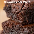 Diese kinderleichten Brownies machst du in nur einer Schüssel – und sie werden hammer
