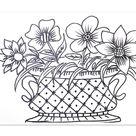 الدرس 1 تعلم رسم زهرية ورود Lesson 1 Learn Drawing Flower Vase Hand Art Home Decor Decals Home Decor