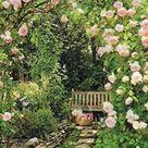 Gardens of My Dreams   Romantic Backyard Garden Ideas