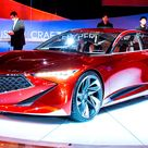 Acura Precision Concept   Cool cars from the Detroit Auto Show