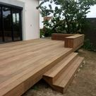 Terrasse Bois IPE à Basse Goulaine |Nantes 44| - Construction bois : BCB spécialiste en charpente et ossature bois