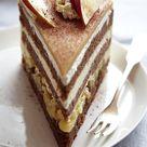 Winterapfel-Torte Rezept  | LECKER