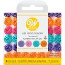 Wilton Neon Gel Food Colors Set, 4-Count