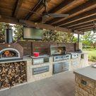 15+ Outdoor-Küchen im Bauernhausstil, die Sie umhauen werden