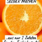 DIY Orangenreiniger selber machen ..aus nur 2 Zutaten für den Frühjahrsputz!