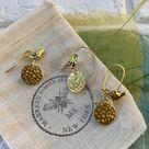 Faith - Bird Earrings