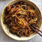 Jjajangmyeon-Korean Black Bean Noodles