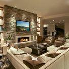 Fantastic Photos Fireplace Mantels with shelves Popular