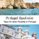 Portugal Rundreise mit dem Auto - Von Burgen über Klippen - Unsere Reiseroute - smilesfromabroad