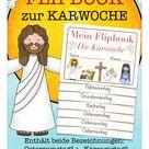 Flipbook / Lapbook Ostern