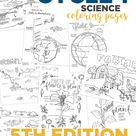 NEW RELEASE Cycle 1 SCIENCE 5th edition