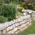 Natursteinmauer bauen - Anleitung und Kosten-Übersicht