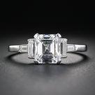 Deco Engagement Ring