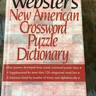 Webster's New American Crossword Puzzle Dictionary. 1995.