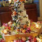 Halloween Wedding Cakes