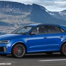 Audi RS Q3 performance 2017 Poster. ID1286545