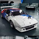 1978 BMW M1 Procar / M88 Motorsport / white red blue / BMW North America / no.20 / Stanceworks.com