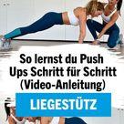 Push Up Tutorial Video: So lernst du endlich Liegestütze