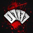 Joker Blood Cards IPhone Wallpaper - IPhone Wallpapers