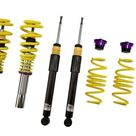 KW Coilover Kit V1 Audi A4 S4 8K/B8 w/o electronic dampening controlSedan FWD + Quattro