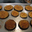 Oven Baked Eggplant