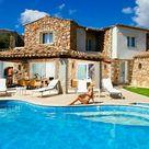 Ihre Villa auf Sardinien mit Pool und Komfort wartet auf Sie!
